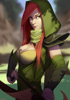 Windranger by SourAcid