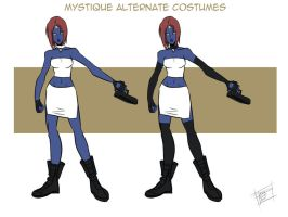 Mystique Designs by OptimusPraino