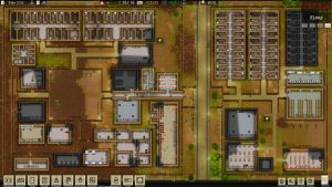 Prison Architect : WWII mod - Current Layout by TheWarRises