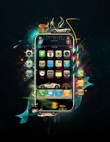 Use iPhone by Freewhiler