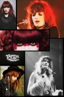 iWallPaper - Florence Welch by avatarbobo