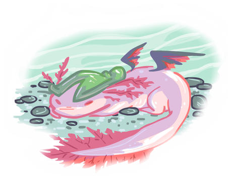 Water Dragon by sky665