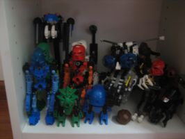 Shelf collection Part 7 by Maxustech