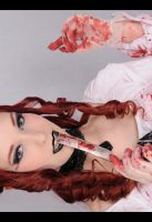 Bloodlust beauty 7 by Yevdhora