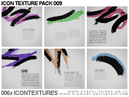 Icon Texture Package 009 by r-adiant