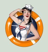 Hello Sailor by paulorocker
