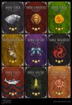 Game of Thrones -  Houses by maril1