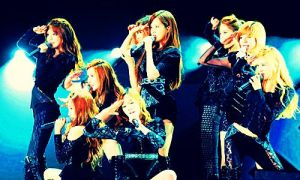 SNSD On stage by xHadex