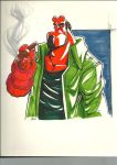 hellboy_02 by batuzer