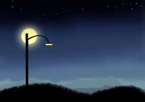 The Lamp Post by pygoscelis
