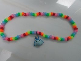 Mantyke Candy Necklace by laurenn203