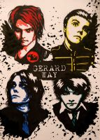 MCR - Gerard 10 by weedenstein