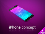 iPhone Concept Mockup by thislooksgreat