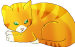 Squirrelflight by Zayllara