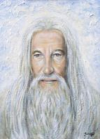 Our Father Who Art In Heaven by Tahnja