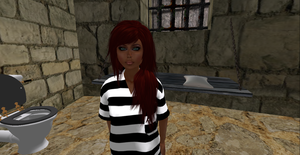 Me in my new uniform (close up) by teensimlish