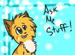 Ask Me Stuff by Applethecat13