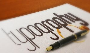 typography by anone52