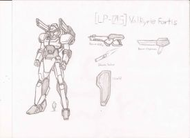 LP-05 Valkyrie Fortis by Linkinpark30101