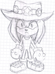 knuckles - Hat by tails224
