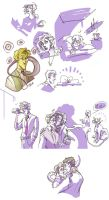 Night vale - Sketch dump by Psyche-Evan