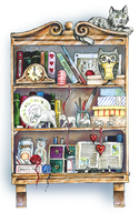 Crafter's Bookshelf by Redilion