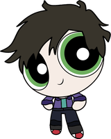Me in Powerpuff Girls (reboot) form by Catali2016