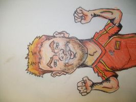 aother cartoon football player by davo132
