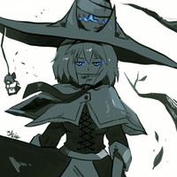 Witch Hat by SevenColorsAlice
