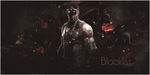 Splinter Cell Blacklist 'dark red' Tag by BloodyViruz
