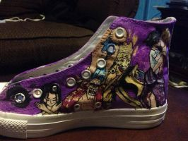 Kayla shoes 5 by crazzyredhead