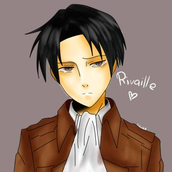 Rivaille by Lisis47