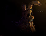 Springtrap by Tomycase