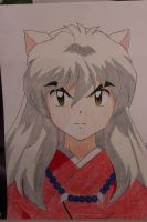 Inuyasha by martha1101