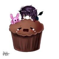 poor muffin by Misaddo
