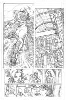 Wonder Girl  pg 2 by AdrianaMelo