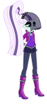 Equestria Girls: Countess Coloratura by TheCheeseburger
