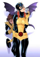 Demon Jean Grey by 2ngaw