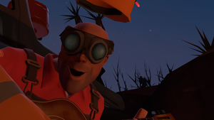 SFM + TF2 - Random Engineer XD by Warmo161
