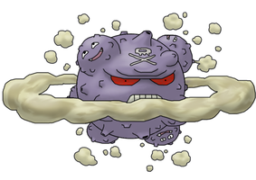 Weezing's Evolution by Cosworth40