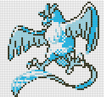 Articuno by Hama-Girl