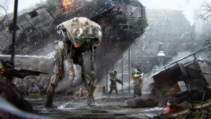 Russia mecha blog by AlexanderBrox0101