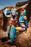 Water Pokemon! by KOCosplay