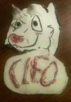 badge ornament by CGhall-X