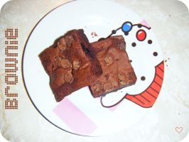 I love brownies by Starlita