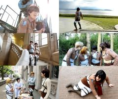 Shingeki no Kyojin Project Stills by ShinraiFaith