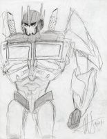 Full body of the sexy prime by MNS-Prime-21