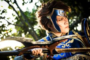 DW8 - YUE JIN, and the minister is minister by roadscream