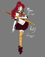 Sailor Pyrrha by Lambentworld