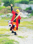 Cosplay Naruto by ScarletIsbell